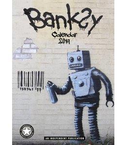 Dream Banksy Kalender 2019 A3