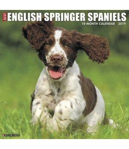 Willow Creek Engelse Springer Spaniel Kalender 2019