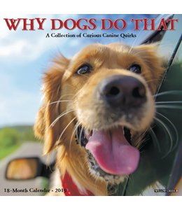 Willow Creek Why Dogs Do That Kalender 2019