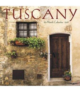 Willow Creek Tuscany Kalender 2019