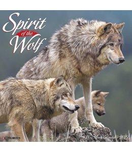 Willow Creek Spirit of the Wolf Kalender 2019