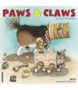 Willow Creek Paws and Claws Kalender 2019