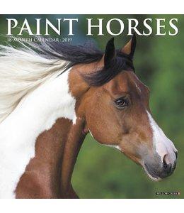 Willow Creek Paint Horses Kalender 2019