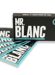 Mr. Blanc Teeth - Witte tanden