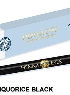 Henna Eyes - Liquorice Black