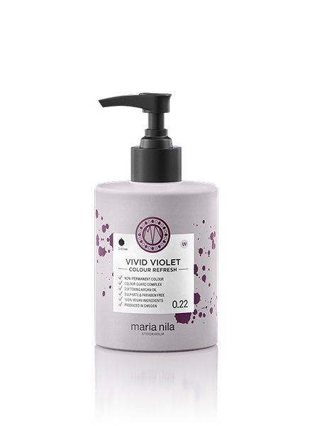 Maria Nila Maria Nila Colour Refresh Vivid Violet 0.22 300 ml