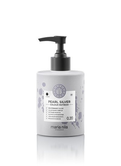 Maria Nila Maria Nila Colour Refresh Pearl Silver 0.20 300 ml