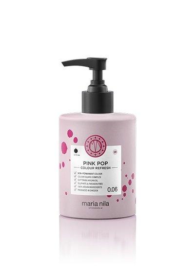 Maria Nila Maria Nila Colour Refresh Pink Pop 0.06 300 ml
