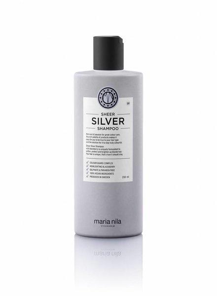 Maria Nila Sheer Silver Šampon 350 ml