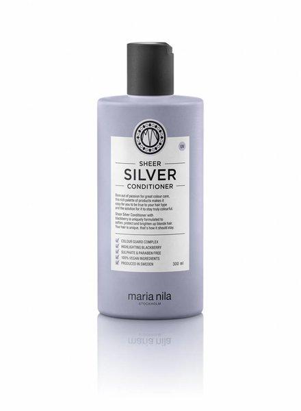 Maria Nila Sheer Silver Kondicionér 300 ml
