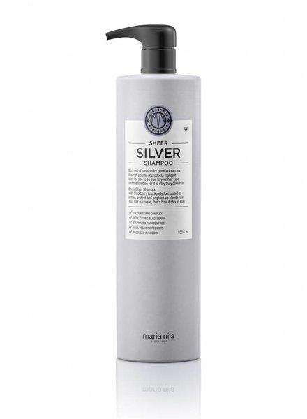 Maria Nila Sheer Silver Šampon 1000 ml