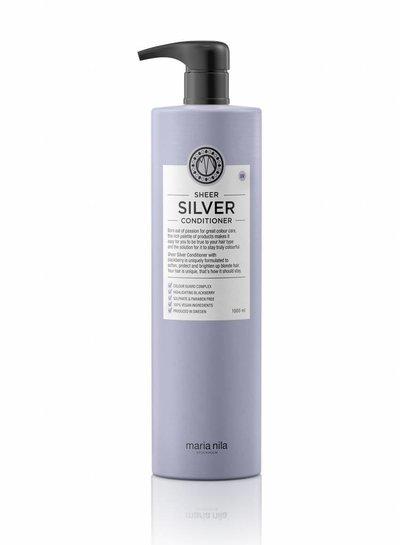 Maria Nila Maria Nila Sheer Silver Kondicionér 1000 ml