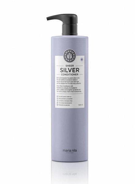 Maria Nila Sheer Silver Kondicionér 1000 ml