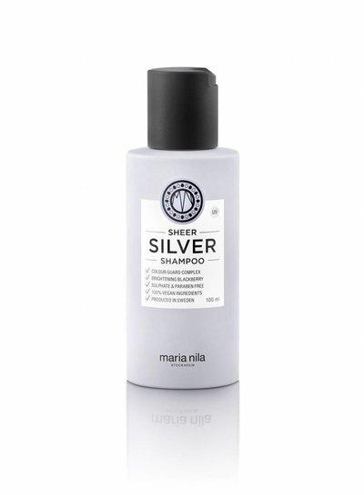 Maria Nila Maria Nila Sheer Silver Šampon 100 ml
