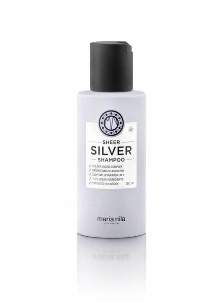 Maria Nila Sheer Silver Šampon 100 ml