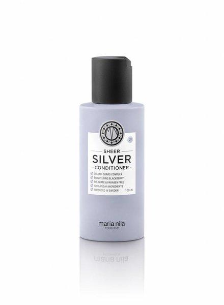Maria Nila Sheer Silver Kondicionér 100 ml