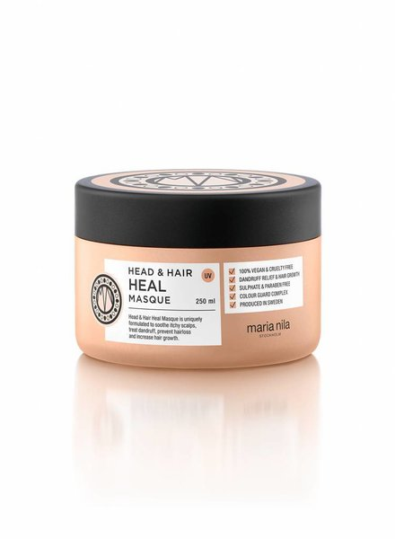 Maria Nila Maria Nila Head & Hair Heal Maska 250 ml