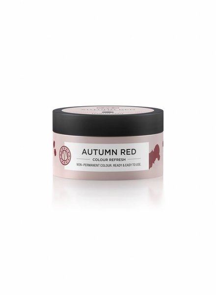 Maria Nila Colour Refresh Autumn Red 6.60 100 ml