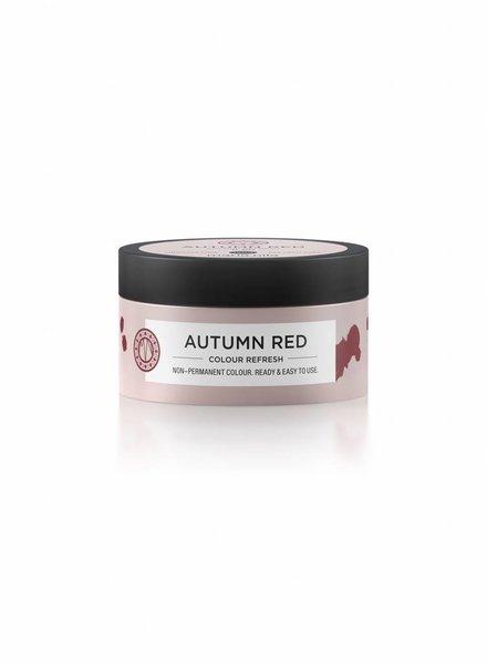Maria Nila Maria Nila Colour Refresh Autumn Red 6.60 100 ml