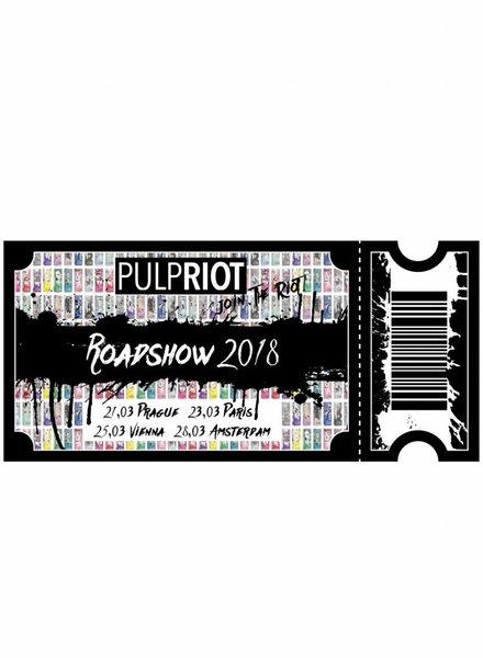 Pulp Riot Pulp Riot Roadshow tiket Praha 21.03.18