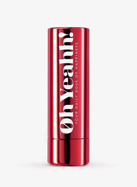 Oh Yeahh! Oh Yeahh! Happiness Lip Balm - Red