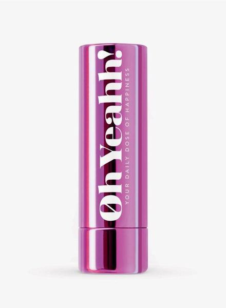 Oh Yeahh! Oh Yeahh! Happiness Lip Balm - Violet