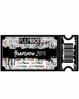 Pulp Riot Pulp Riot Roadshow billet Paris 23.03.18