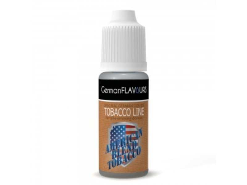 American Blend Tabacco Liquid (10ml) - GermanFlavours