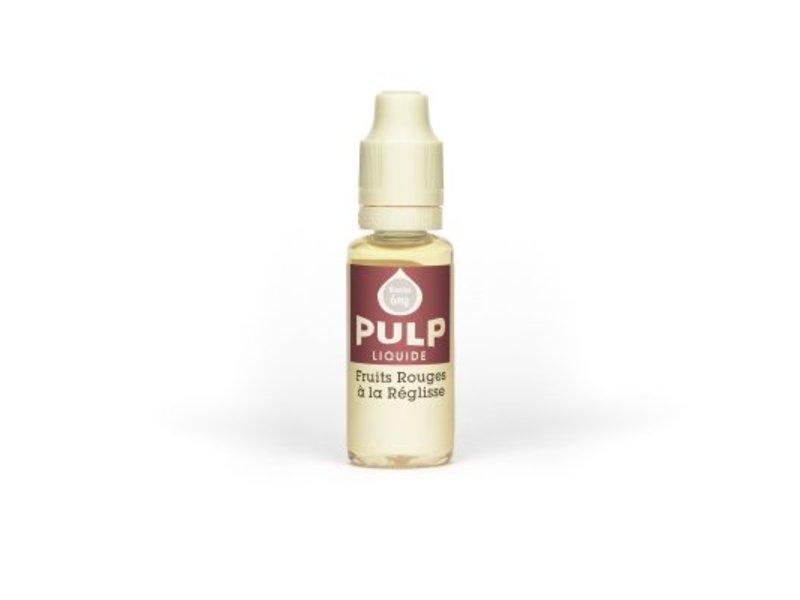 RED BERRY LICORICE Liquid – PULP
