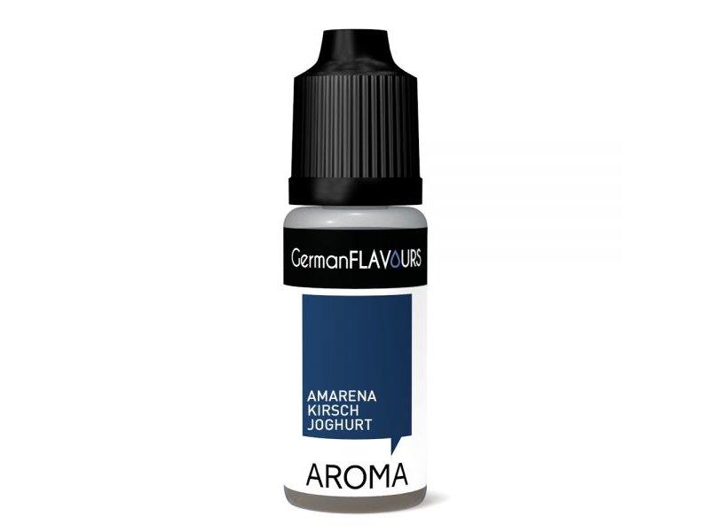 Amarena Kirsch Joghurt Aroma - GermanFlavours