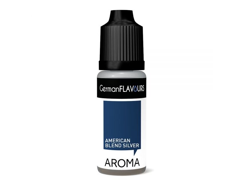 American Blend Silver Aroma - GermanFlavours