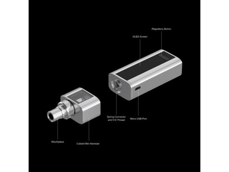 CUBOID MINI 80W Box MOD FULL KIT - Hersteller Joyetech