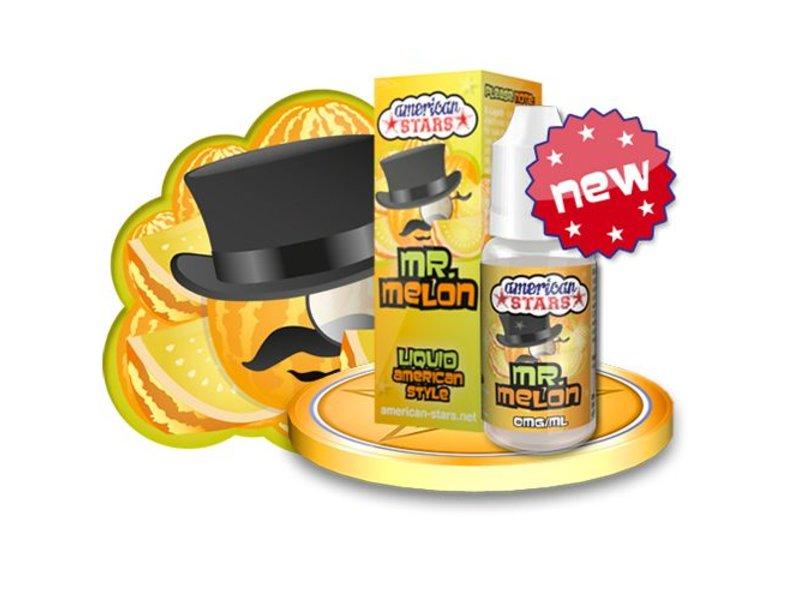 MR. MELON Liquid (Honigmelone, Mango, Papaya) - American Stars