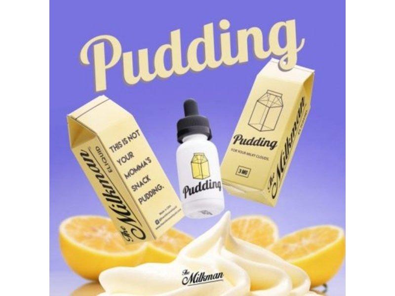 The Milkman Pudding 30ml Liquid