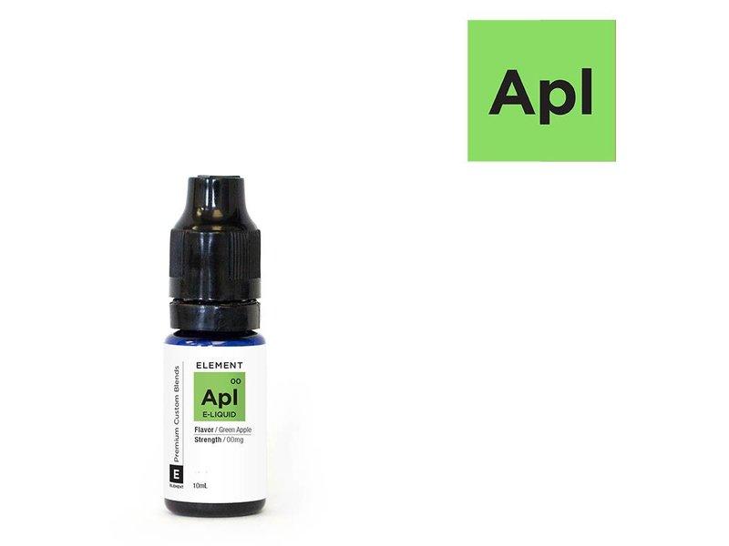 APPLE Liquid (grüner Apfel) – ELEMENT