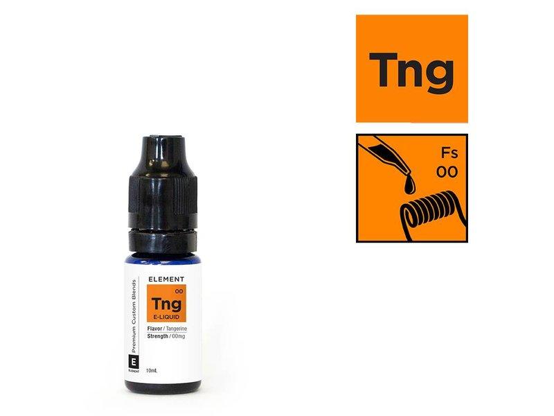 TANGERINE/FRESH SQUEEZE Liquid (Orangensaft) – ELEMENT