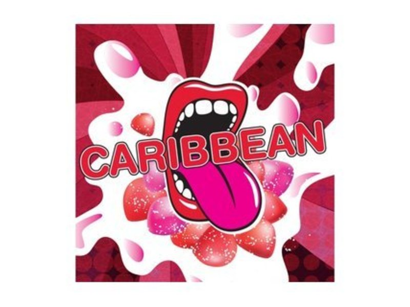 CARIBBEAN Aroma - Original Big Mouth