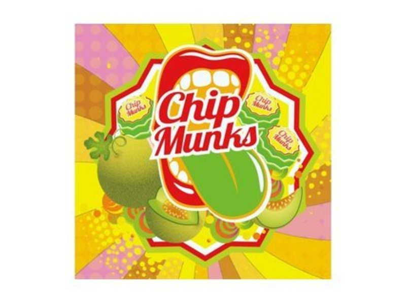 CHIP MUNKS Aroma - Original Big Mouth