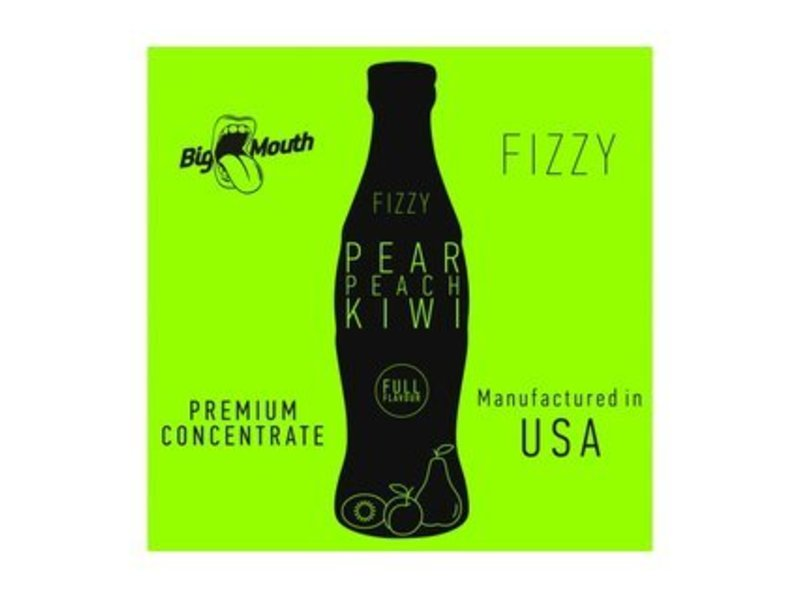 FIZZY Pear-Peach-Kiwi Aroma - Original Big Mouth