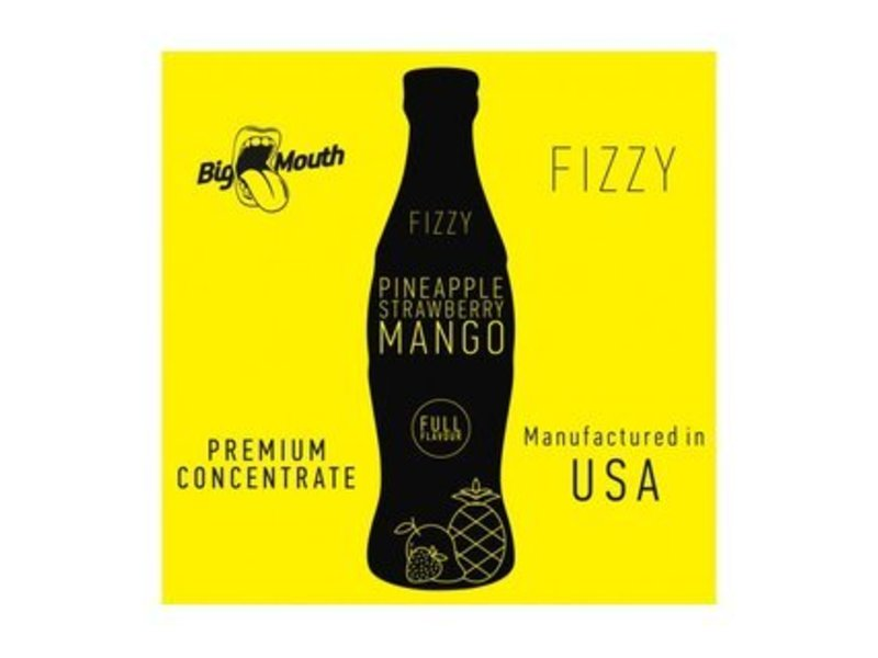 FIZZY Pineapple-Strawberry-Mango Aroma - Original Big Mouth