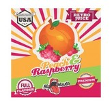 RETRO Peach-Raspberry Aroma - Original Big Mouth