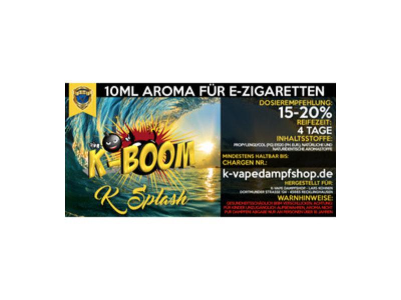 K-Splash Aroma - K-Boom