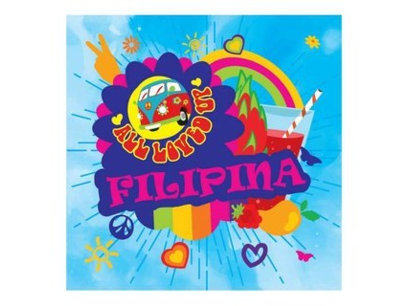 FILIPINA Aroma - Original BigMouth AllLovedUp