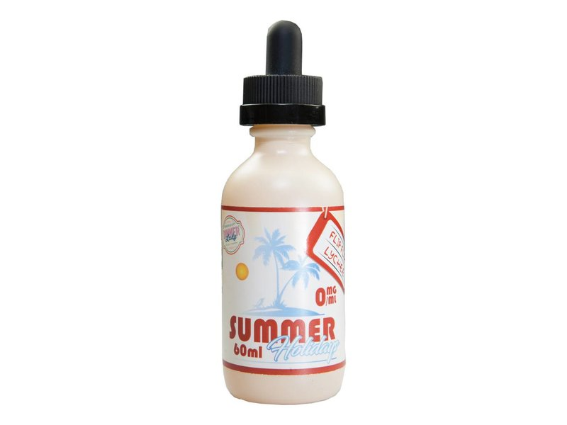 FLIP FLOP LYCHEE 60ml Summer Holiday - Dinner Lady