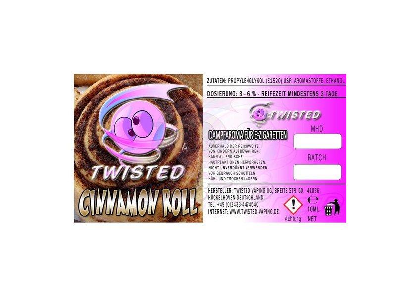 TWISTED Aroma CINNAMON ROLL