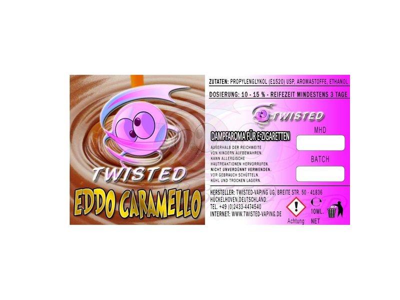 TWISTED Aroma EDDO CARAMELLO