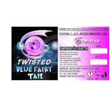 TWISTED Aroma BLUE FAIRY TAIL