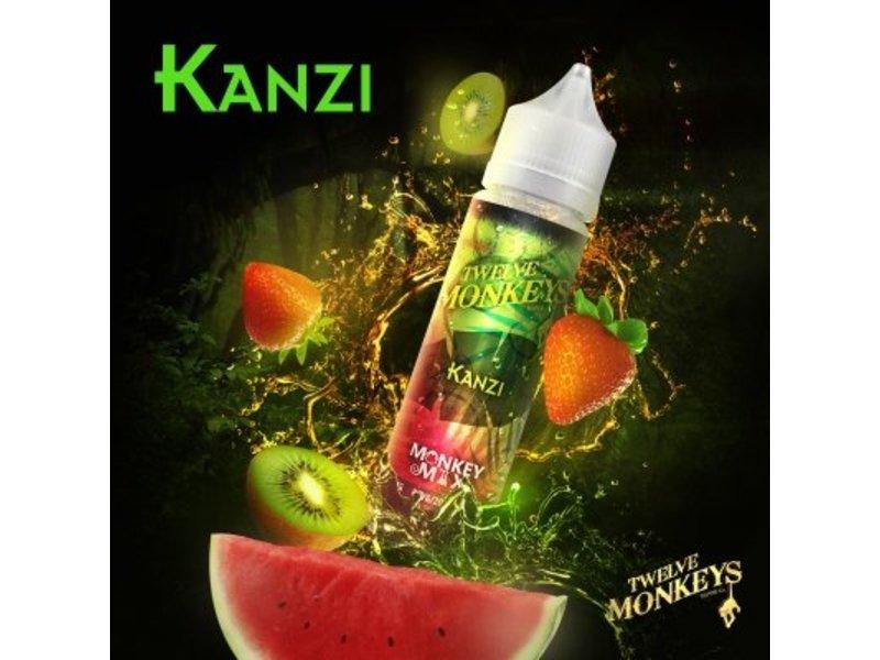 KANZI Overdosed Liquid 50ml - Twelve Monkeys