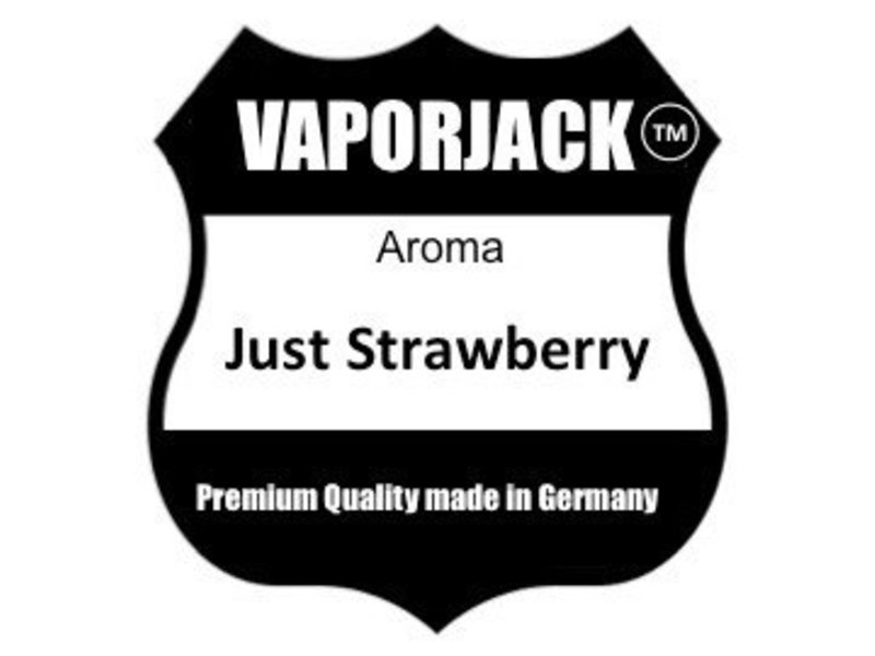 Just Strawberry Aroma – VaporJack