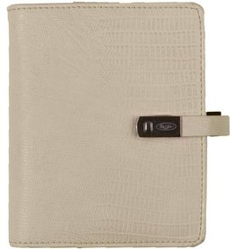 Kalpa 1311-50 Pocket organizer Croco Parelmoer